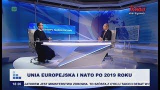 Rozmowy niedokończone: Unia Europejska i NATO po 2019 r.