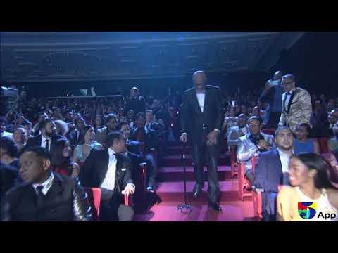Nelson Javier (El Cocodrilo) Programa Regional Premios Soberano 2018