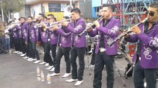 banda la chacaloza el son del castor en santiago acahualtepec 2014