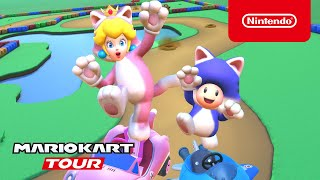 Mario Kart Tour - Cat Tour Trailer