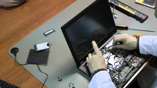 ThinkPad T410s disassembly