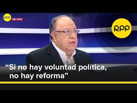 """Tuesta: 'El elector no puede seguir siendo un ausente o lejano de la política"""""""