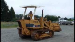 Komatsu D20S-6 Track Loader with Winch, www.eqdirect.com
