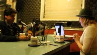 """""""PUEBLO BAND"""" ENTREVISTA POR RADIO FRECUENCIA INDIE 102.5FM"""