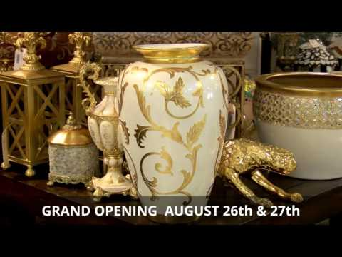 World of Decor Chino Hills, CA Grand Opening Auction Event Aug 26 & 27