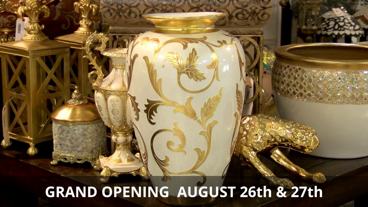 World Of Decor Chino Hills Ca Grand Opening Auction Event Aug 26 27