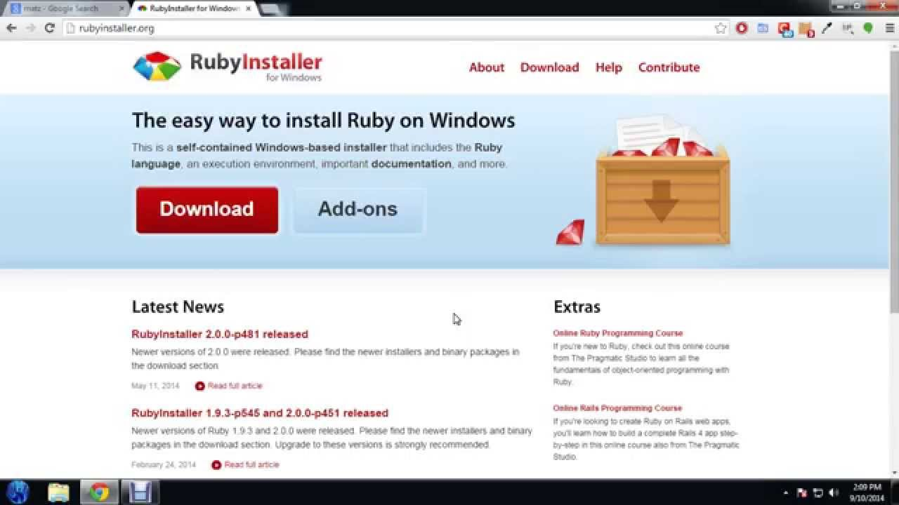 Learn Ruby Completely in Tamil