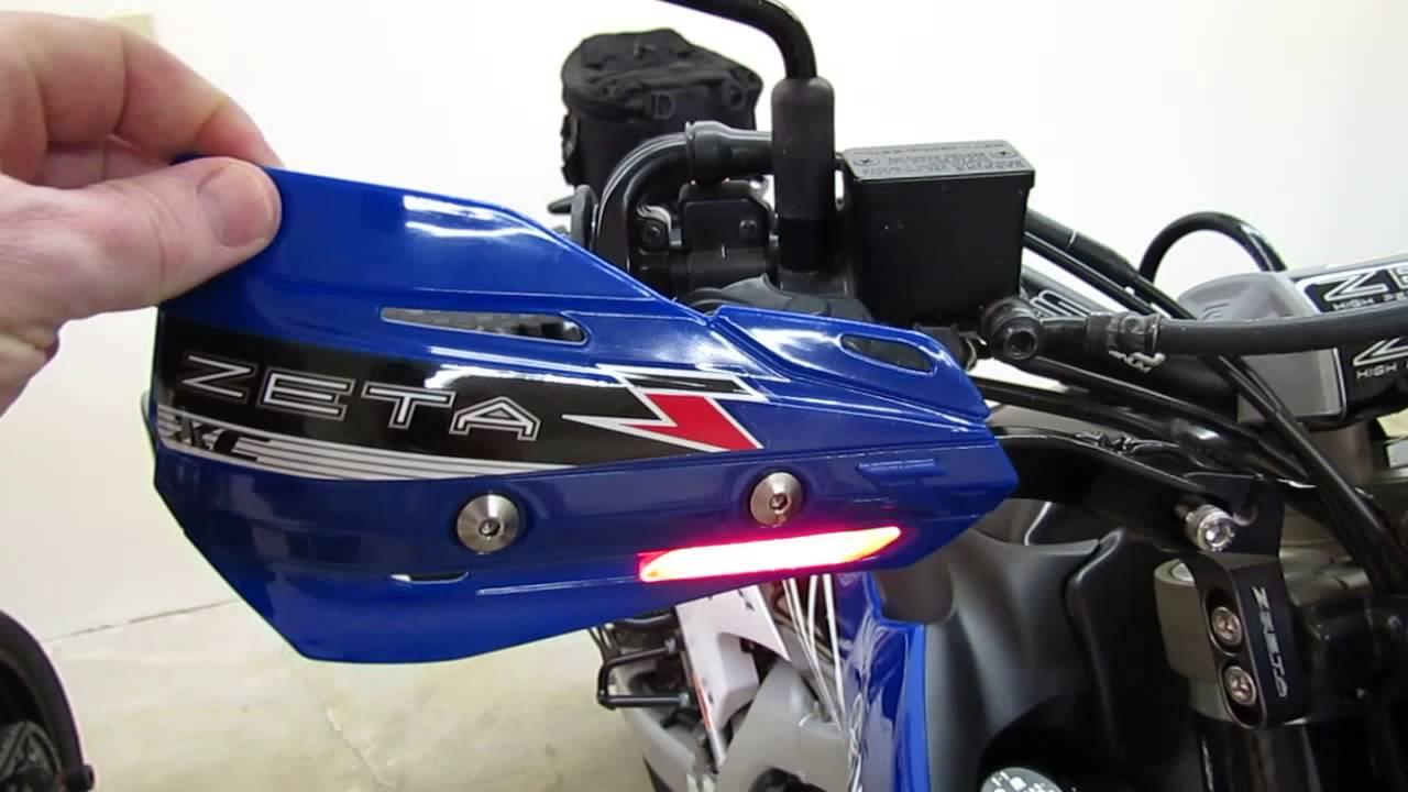 Yamaha Wr250r Wr250x Front Turn Signal Options