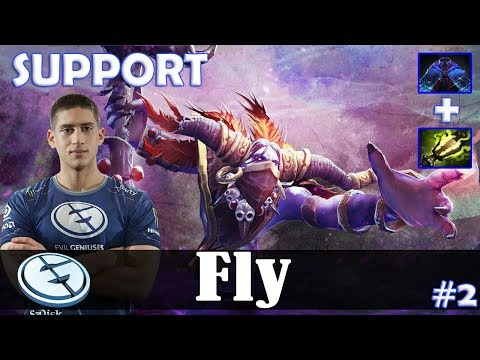 Fly - Witch Doctor Roaming | SUPPORT | Dota 2 Pro MMR Gameplay #2