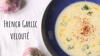 You must try this French garlic soup.