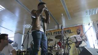 Don Kikas Live - Semba VS Zouk | Musicality workshop | Like Festival 2014