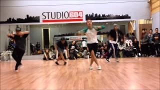 Repeat youtube video Ooh Kill Em - Meek Mill (Ervinn Tangco) Choreography Class Footage