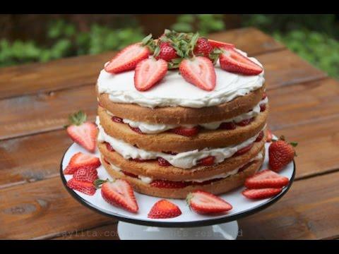 Super Moist And Fluffy Basic Chiffon Cake Recipe