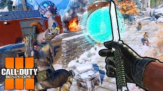 NINJA ASSASSIN STAB KILLING SPREES! Black Ops 3 Multiplayer Gameplay! (Call of Duty BO3)