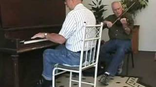 Evansville Missouri - Howard Marshall, fiddle; Musial Wolfe, piano