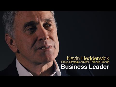 Series 2, Episode 8: The Kevin Hedderwick business leadership journey