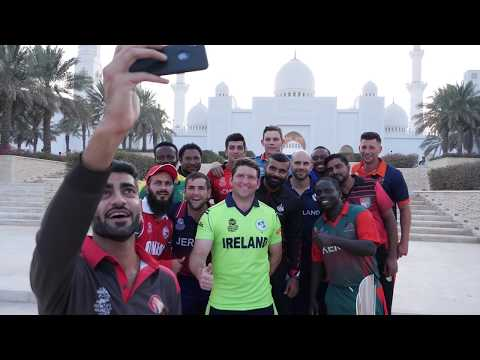 ICC Men's T20 World Cup Qualifier Trophy, October 11 2019