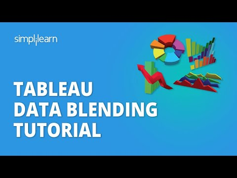 What Is Data Blending in Tableau and How To Implement It?