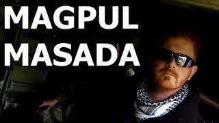 Magpul Masada, Sniper Ghillie & Tokyo Marui MP5 in airsoft VIP Escort