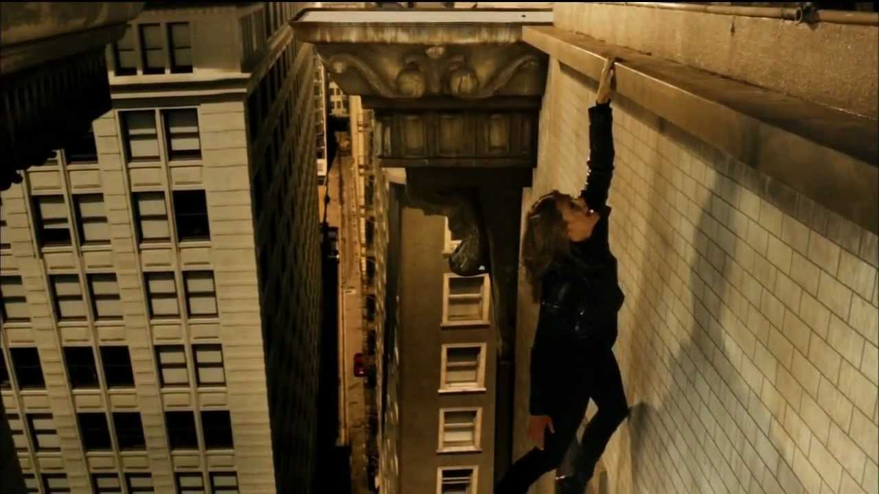 Castle 4x23 Always Beckett Hangs At The Rooftop Hd Cc