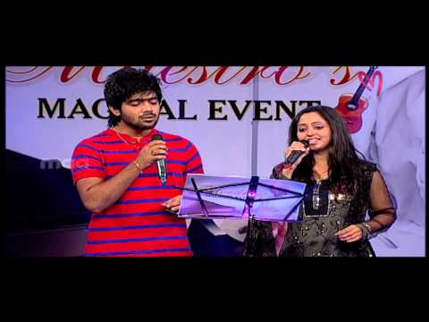 Ilayaraja Hits : Coolie No. 1 : Revanth & Malavika Performance