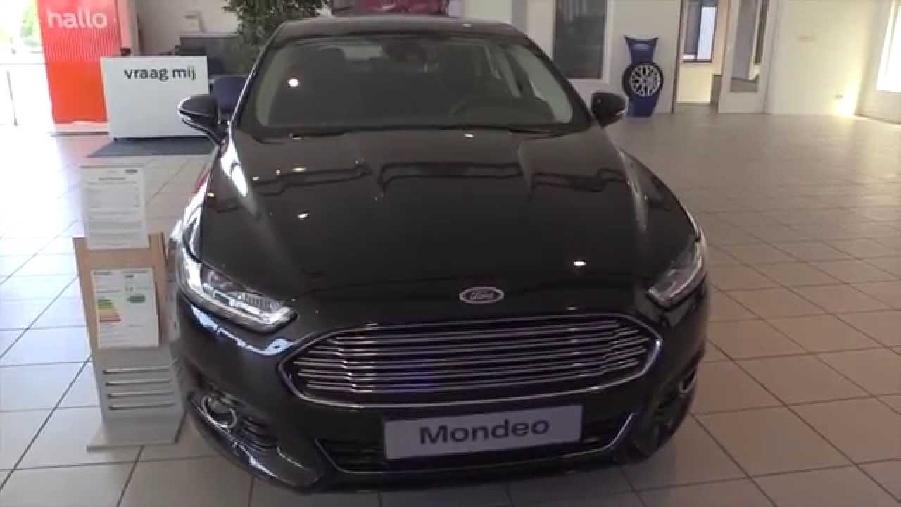 Ford Mondeo 2016 In Depth Review Interior Exterior