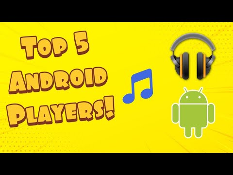 Top 5 Music Players On Android 2020