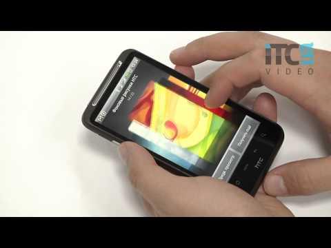 Обзор HTC Desire HD