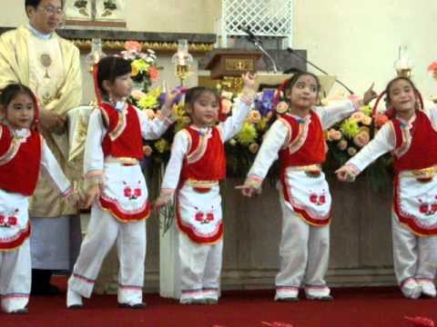 เหมืองมุขเต้นวันตรุษจีน 2013