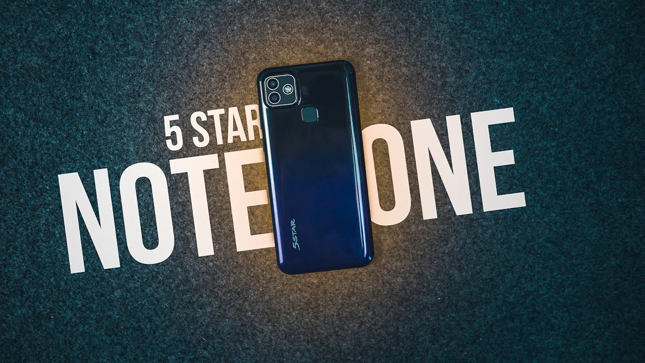 5 Star Note 1 Review in Bangla | ATC