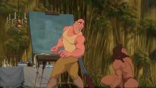 Tarzan Gorilla (English)