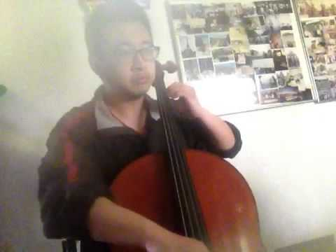 Matt Redman Cello Accompaniment 10000 Reasons