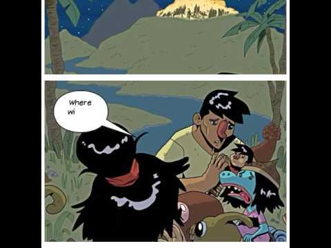 the_legend_of_acornhead mikelaughead stefanjolet comics comicbooks art fantasy adventure