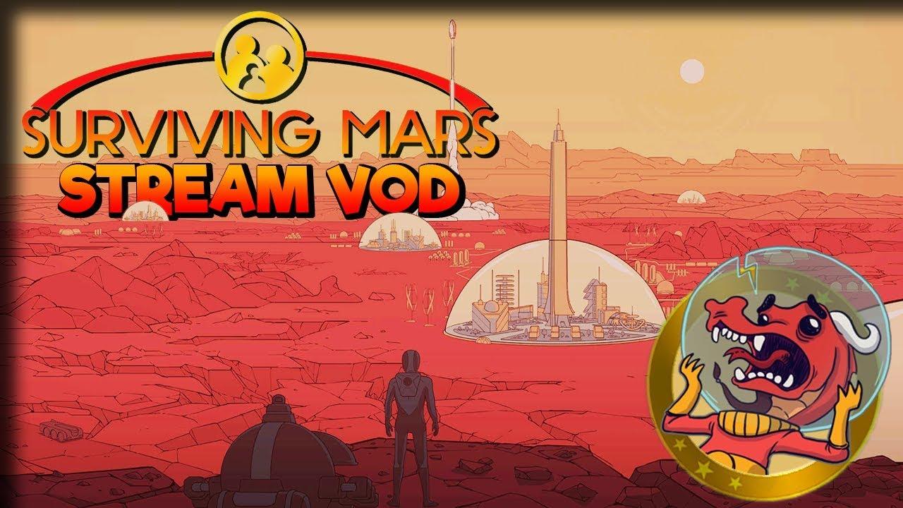 Mars Live Stream