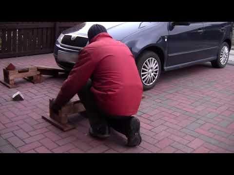 DIY - Car ramps