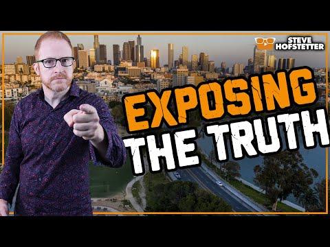 New California: The Truth Behind It - Steve Hofstetter