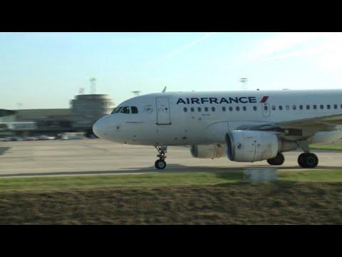 Air France suspende temporalmente sus vuelos a Caracas