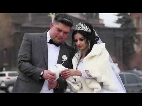 Ani Gev Wedding Day Gyumri PART 1