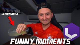 FUNNY MOMENTS - Lachu