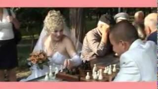 Свадебная шутка Сергея и Майи