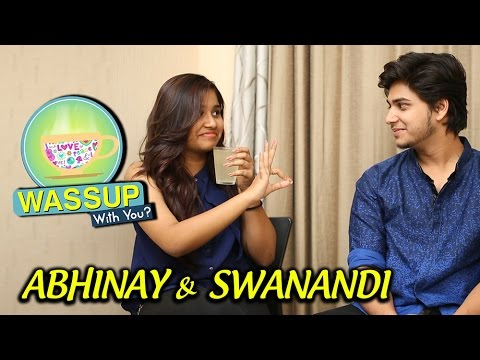 WassUp With You | Episode 2 | Abhinay Berde & Swanandi Berde | Fun Chat With Brother & Sister