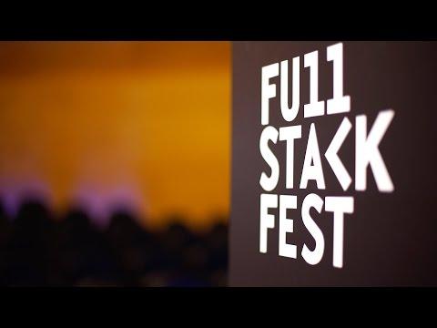 Full Stack Fest Barcelona 2015 Highlights
