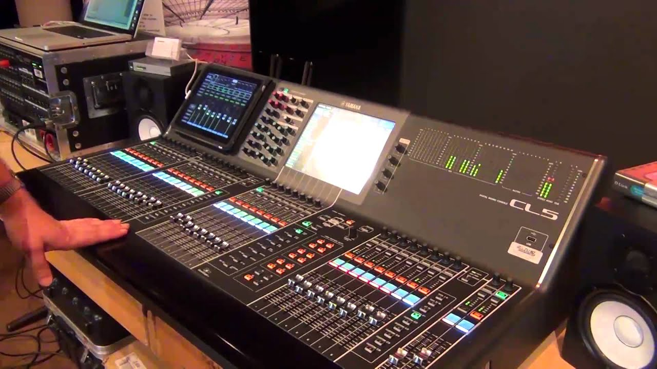 Yamaha Cl5 Youtube