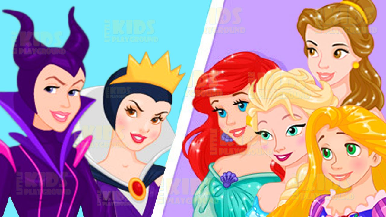 Snow white dress up games for princess