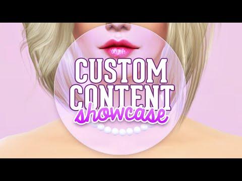 the-sims-4-|-custom-content-showcase