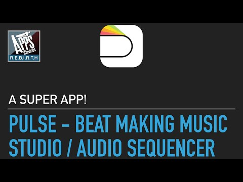 Pulse - Beat Making Music Studio / Audio Sequencer v1.0