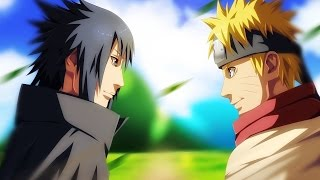 Naruto and Sasuke ▪「AMV」▪ ♪Down With the Fallen♪ ᴴᴰ