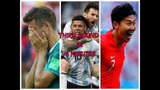 【FF】世界盃32強第三輪速報 『最後的一搏!』