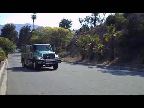 U S  Forest Service -  Angeles National Forest (CA) Engine 517, 112, & 17