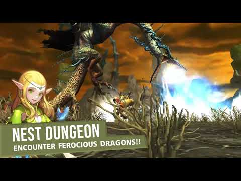 World of Dragon Nest | Game Highlights | EN